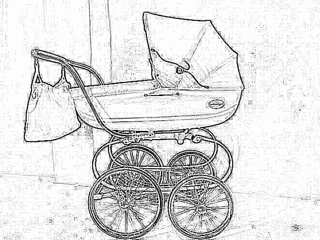 фото ретро колясок есть чего злиться
