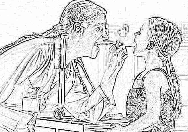 Увеличены миндалины без температуры у ребенка лечение комаровский