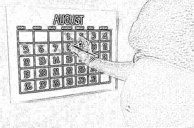 С какого дня беременности считаются недели беременности